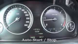 2012 BMW X3 xDrive20d Fuel Consumption Test