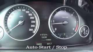 2012 BMW X3 xDrive20d Fuel Consumption Test