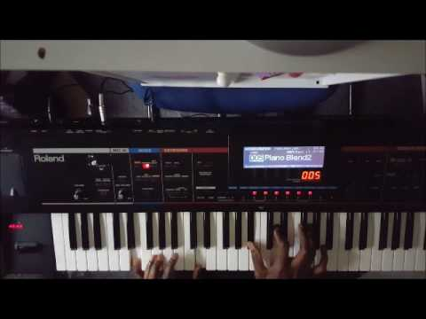 West Coast Style Gospel Piano Chords Youtube