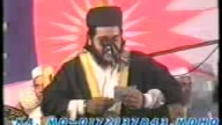 Abidance Of Milad kiam - Mawlana Mufty Dr. Syed Mohammad Anayet Ullah Abbasi, Jonpori. Bangla Waz 2