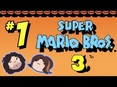 Super Mario Bros. 3: So Many Secrets - PART 1 - Game Grumps