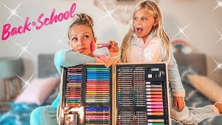 PYJAMA PARTY BACK TO SCHOOL (Louane est au taquet !!)