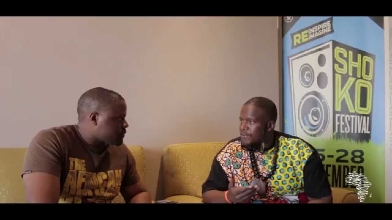 The African Hip Hop Blog Interviews HHP at Shoko 2014