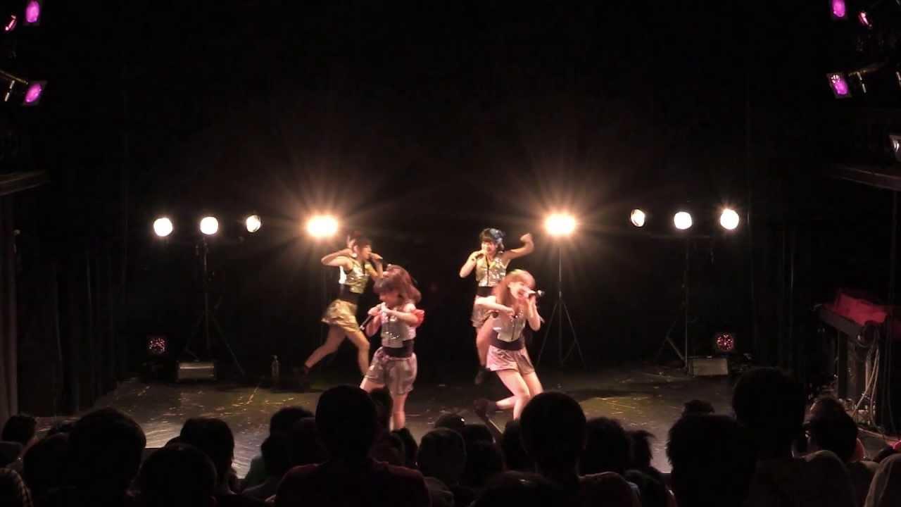 SPACE GIRLS PLANET ライブ映像 『アイドル横丁新聞杯!!~10月の陣~ 昼の部』(13/10/27)(フルHD)[SGP公式]