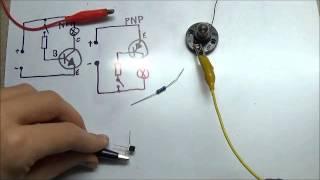 Polovodičové součástky - základní zapojení