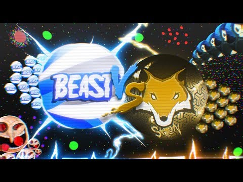 GOTA.IO THE ULTIMATE FIGHT BEAST VS SHEN + BLOOPERS