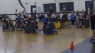 Northridge Knights - 2015 Reno low point Quad Rugby Tournament