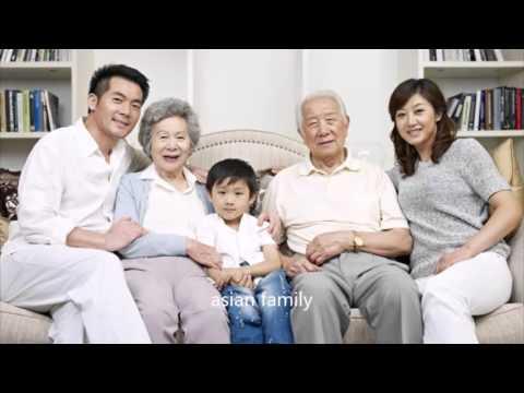 Asian care of the elderly amusing piece