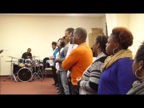 We Shall Overcome arranged by Marc Anthony