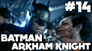 Batman Arkham Knight FR | Gameplay - Episode 14: Badman ( PS4 )