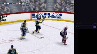 Hockey Quest - NHL Championship 2000