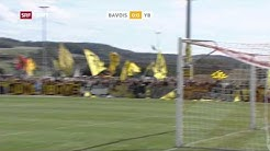 Bavois - Young Boys 0:1 24.08.2014