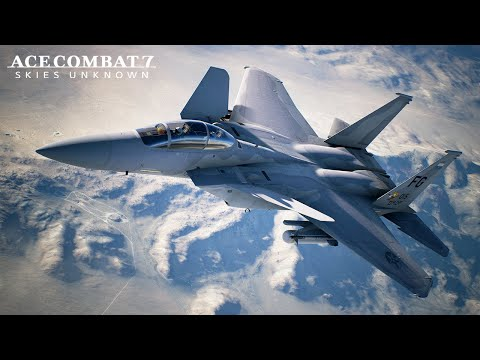 [IT] Ace Combat 7: Skies Unknown - 25th Anniversary Experimental Aircraft Series DLC Out Now
