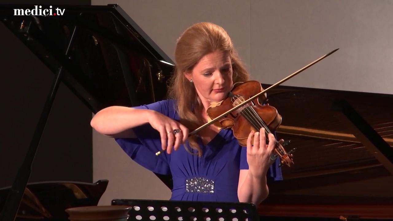 Rachel Podger, violin   September 22, 2019   Caramoor