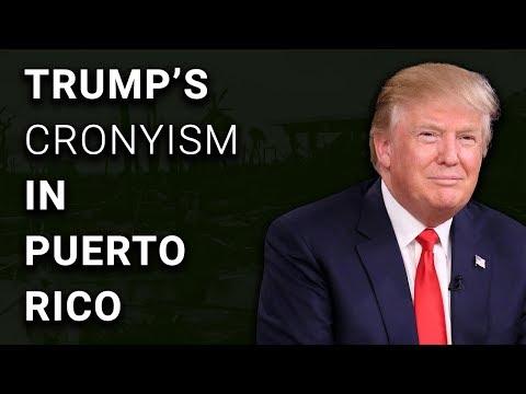 Tiny Trump-Linked Company Gets $300 Million Puerto Rico Contract