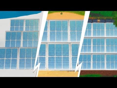 visiter-un-champ-de-panneaux-solaires-dans-la-neige,-le-desert-et-la-jungle-sur-fortnite-!