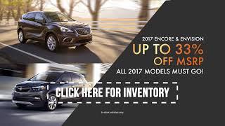 New 2017 Buick Sale Down | Hendrick Buick GMC Cary