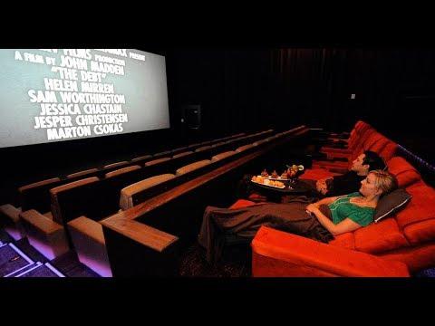 Salas Luxury: un nuevo concepto de salas VIP ha llegado a los cines de España
