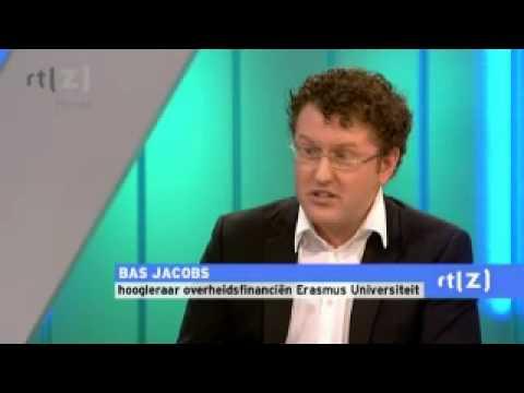 Prof. Bas Jacobs  wordt doodmoe van het geleuter van Jan Kees de Jager