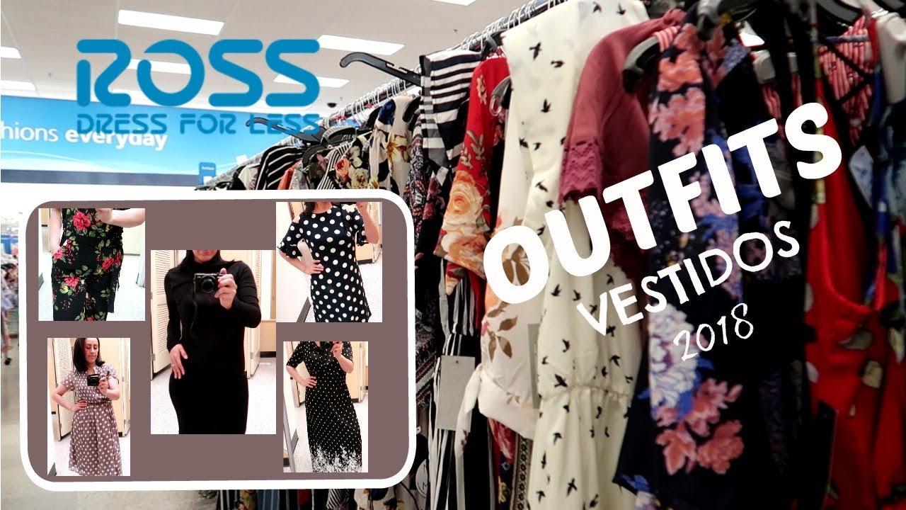 Ross Dress For Tendencia Less Verano Usa Vestidos En De 2018 e2YDHW9EI