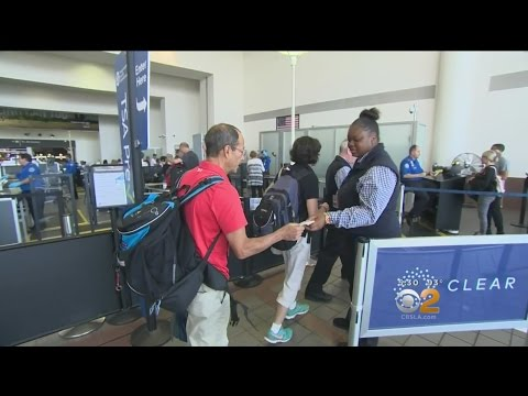 New LAX Biometric Screening System Designed To Save Time For Travelers
