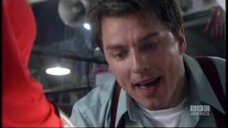 Captain Jack brings back the dead - Torchwood - BBC America