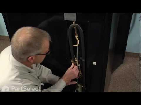 SOLVED: Noisy fan in freezer stops when refrigerator doors