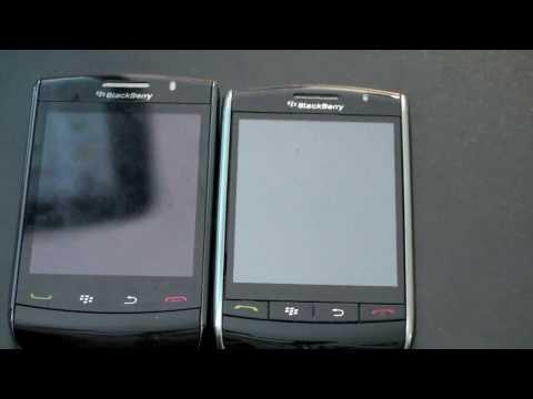 Blackberry Storm 2 Unboxing