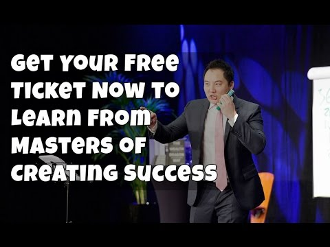 Learn From The Masters of Creating Success