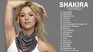 S H A K I R A GREATEST HITS FULL ALBUM - BEST SONGS OF S H A K I R A PLAYLIST 2021