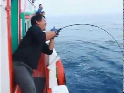 ตกปลาทะเลตราด