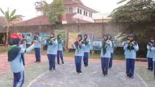 Yel-Yel Hizbul Wathan Qabilah SMA Muhammadiyah 2 Genteng part 2