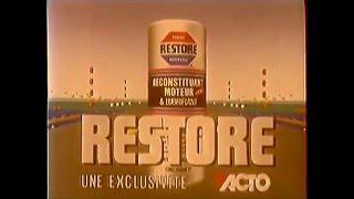 Restore - L'homme moteur synthétique (Kular 1984)