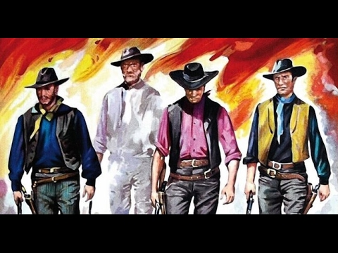 Rare Cult Cinema's Top 15 Spaghetti Westerns