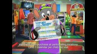 Chuck E. Cheese's TV Commercial - Token Squeeze (Long Version) - YouTube.
