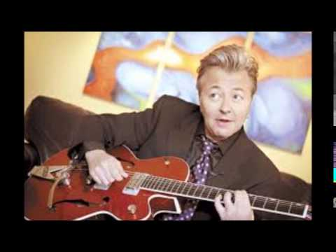Brian Setzer -  Summertime Blues (lyrics)