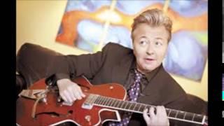 Brian Setzer -  Summertime Blues (lyrics)