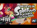 Five Reasons to Believe Octolings WILL Be Playable in Splatoon