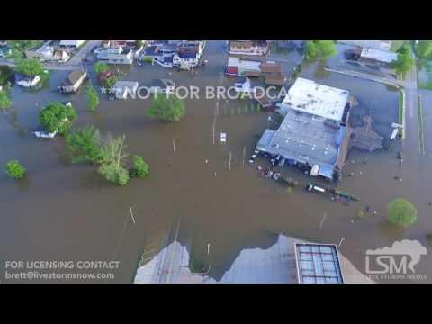 05-02-2017 Eureka, Missouri Drone Footage Two Of Three