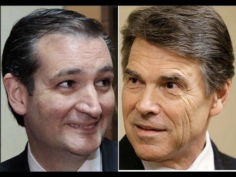 Ted Cruz Had A Rick Perry