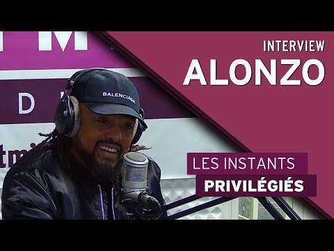 Alonzo Interview Hotmixradio
