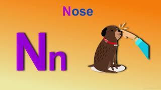 Phonics Song 字母歌 |ABC歌 兒歌 兒童歌曲 童謠 學ABC Learn ABC | Alphabet Song in English 【西瓜寶寶學英語】