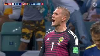Toni Kroos Tor gegen schweden