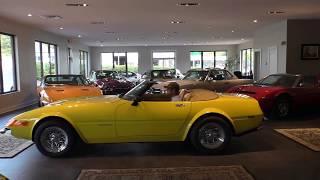 1978 Ferrari 365 Gtb Daytona Replica Walk Around Start Up From Daniel Schmitt Co Youtube
