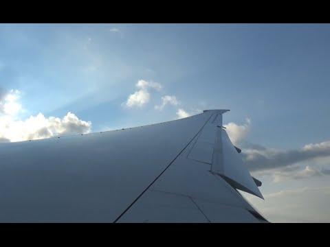 American 777-300ER   elegant takeoff from New York JFK!   Main Cabin Extra