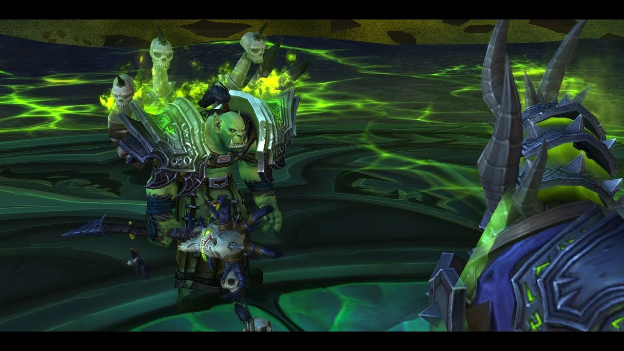 Warlock Class Mount And Questline Netherlord S Dreasteed