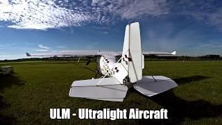 Luxembourg: ULM Flight w/Marc Muller
