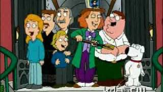 Family Guy -- The Beer Room (animated)
