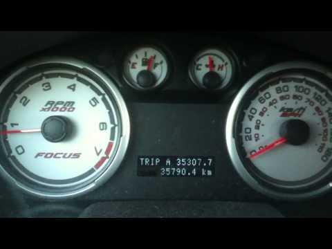 2011 Ford Focus SE (White) Startup Engine & In Depth Tour