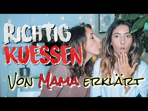 Wie küsst man richtig?! | Von MAMA erklärt | #MamaMittwoch